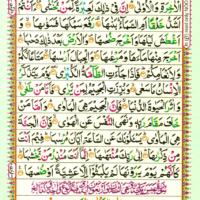 Read Quran Online- Juzz 1-30 in color coded Tajweedi Quran