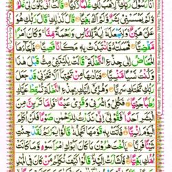 Surah Maryam   E-Online Quran
